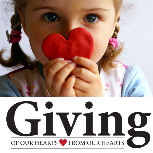 Giving Our Hearts