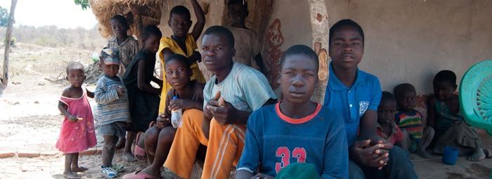 Children in Zimbabwe