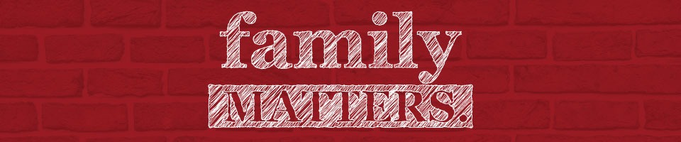 Family Matters: Rediscovering God's plan for the home.