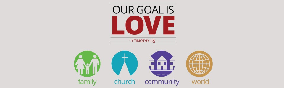 Our Goal Is Love