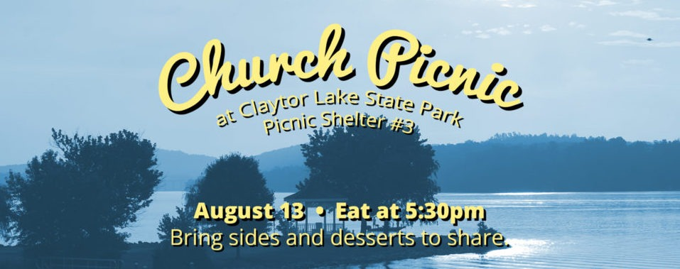 Claytor Lake Picnic