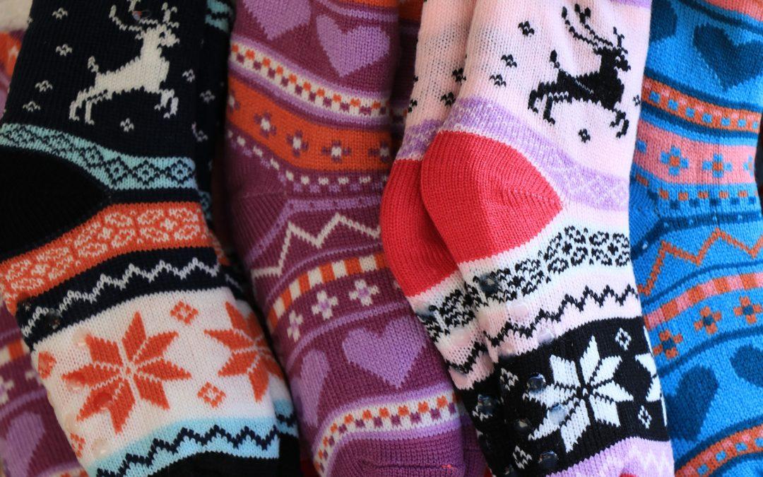 2020 Ladies' Christmas Sock Exchange